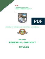 Regl Egresado Graduado y Tituladofiia-unasam Adaptando a Ley 2015