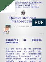 Unidad 1 Quimica Medicinal 2015