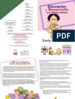 Brochure Early Head Start