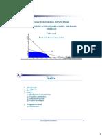 1. Investigación de Operaciones Sistemas Modelos