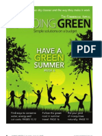 Going Green 6-06-10