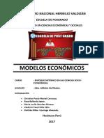Metodología de Sistemas Suaves, Distrito de Santa María del Valle, Huánuco, 2017