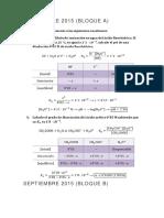 Ejercicios Quimica PH y POH