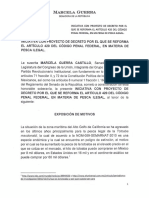 12-07-17 INICIATIVA CON PROYECTO DE DECRETO POR EL QUE SE REFORMA EL ARTÍCULO 420 DEL CÓDIGO PENAL FEDERAL, EN MATERIA DE PESCA ILEGAL.