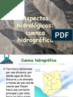 Cuenca hidrologia