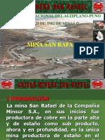 Mina San Rafael[1]