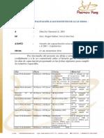Capacitacion Docentes I.E. 20001