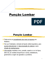 Punção Lombar Manual