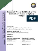 Seismic Performance of Highway Bridges