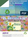 El Reciclaje...