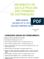 Fornecimento de Energia EleTrica Em Tensao PrimaRia v2 15