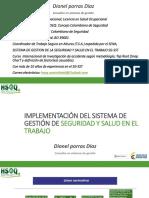 Presentación Implementación SGSST - Santander -  14-09-2016.pptx
