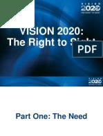 VISION 2020 Master Presentation