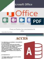 Presentacion Microsoft Office