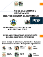 Medidas de Seguridad Como Prevencion Contra Delitos Contra El Patrimonio 2