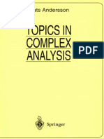 Topics in Complex Analysis Mats Andersson.pdf