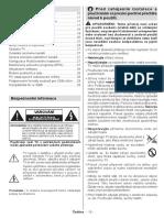 V24HD273 Manual CZ v1
