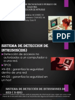 Sistema de Detecion de Intrusos
