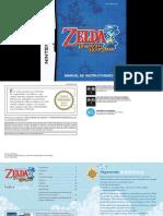Manual NintendoDS WarioMasterOfDisguise ES