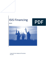 ISIS Financing 2015 Report