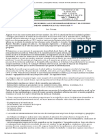 URTEAGA, Luis - Miseria, Miasmas y Microbios