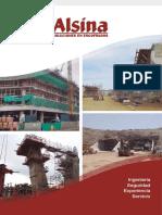 Catálogo Alsina Perú