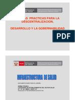 NIVELES DE ATENCION, NIVELES DE COMPLEJIDAD Y CATEGORIAS DE ESTABLECIMIENTOS DEL SECTOR SALUD