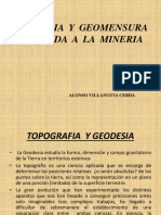 1-Geodesia y Geomensura Aplicada a La Mineria (1)