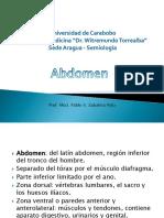 Abdomen Generalidades Regiones 1