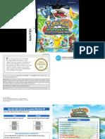 Manual NintendoDS PokemonRangerShadowsOfAlmia ES