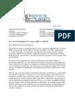 IFL ATC Privatization Letter 071217