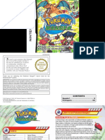 Manual NintendoDS PokemonRanger ES