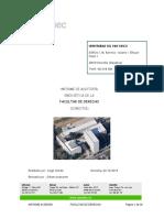 Informe Auditoria Energetica Sematek