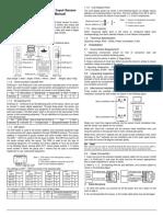 Data Sheet - Digital Input Sensor WRJ45