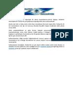Geomekatron Dedektor Sistemleri
