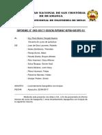 Informe 3 Topografia PDF