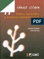 Zabala 11 Ideas Clave COMPET