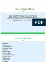 Bacterial Infections of oral cavity