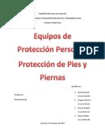 EPP Pies y Piernas