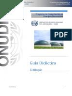 Guía Didáctica El Biogas