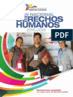 Plan Nacional Derechos Humanos-20156-2019