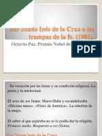Sor Juana Inés de la Cruz o las.pptx