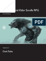 UESRPG 2e Supplement - Dark Paths (v1.1)