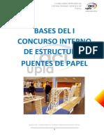 Bases i Estructuras Puentes de Papel