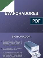 Evaporadores Clase 2010