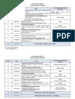 Plan Calendario IF321 2015 2