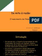 do_mito_a_razao
