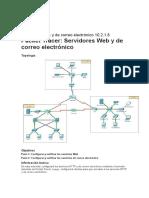 Servidores Web y de Correo Electrónico 10.2.1.8