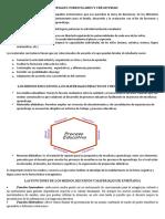 Organización de Los Recursos y Materiales Curriculares