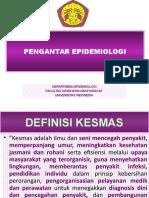 Sessi1 Pengantar Epidemiologi 2013